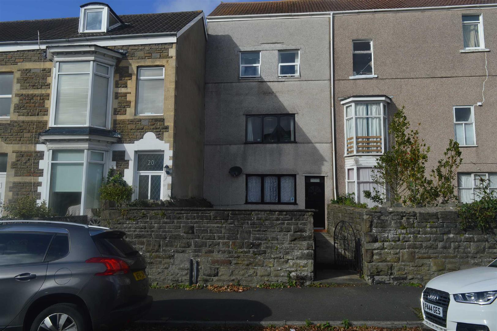 St Albans Road, Brynmill, Swansea, SA2 0BP